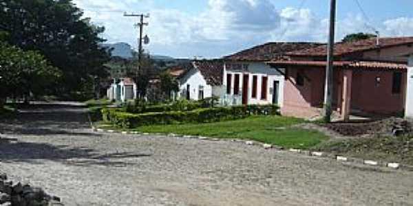 Monte Cruzeiro-BA-Rua da cidade-Foto:Antônio Figueiredo