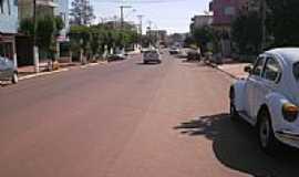 Cunha Porã - Avenida central-Foto:sidinei.simon