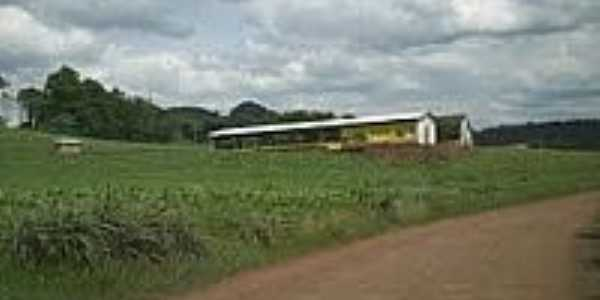Estrada para Cunhataí-Foto:sidinei.simon