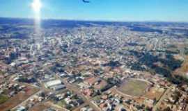 Curitibanos - Foto Aérea Curitibanos SC, Por gilmar