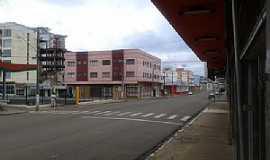 Curitibanos - Curitibanos-SC-Rua no centro-Foto:Ivo A Costa