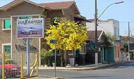 Curitibanos - Curitibanos-SC-Ruas no centro-Foto:Wolney Cesar Felipe