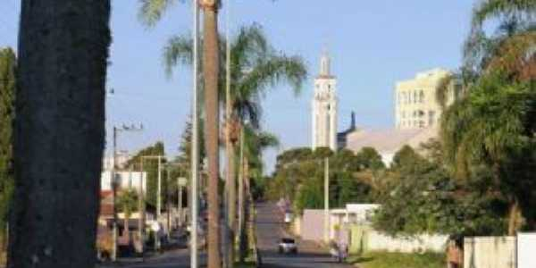Avenida Curitibanos SC, Por gilmar