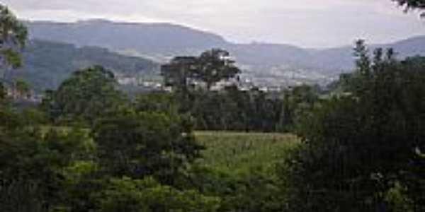 Vista da cidade-Foto:CaioCezar