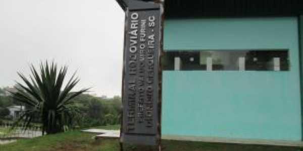 Rodoviária Municipal, Por Alcimar Luiz Callegari