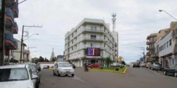 Centro da Cidade, Por Alcimar Luiz Callegari