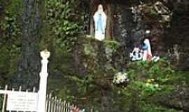 Erval Velho - Gruta N.S.de Lourdes-Foto:Ronei Dalla Costa
