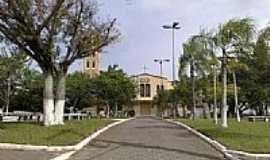 Estação Cocal - Igreja-Foto:Marcos Augusto cardo…