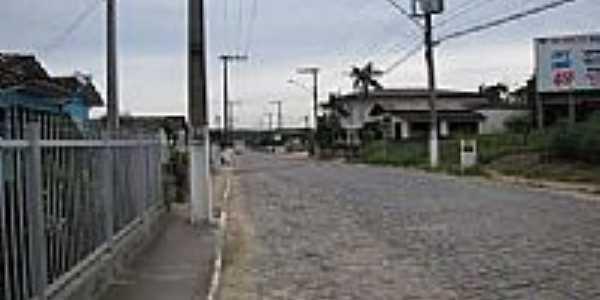 Rua de Estação Cocal-Foto:----BARBARA BIANCO--…
