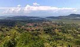 Monte Recôncavo - Vista da região de Monte Recôncavo-Foto:bodobahia