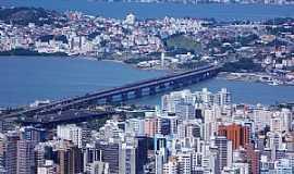 Florianópolis - Florianópolis-SC-Pontes Colombo Salles e Pedro Ivo Campos-Foto:Sidnei Recco