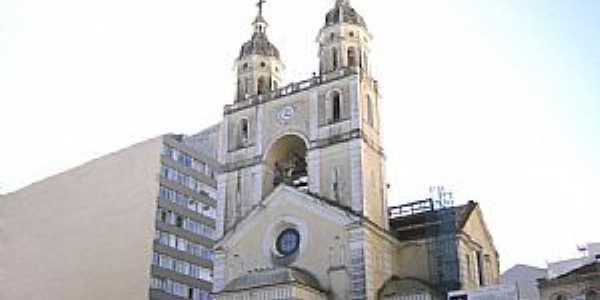 Florianópolis-SC-Catedral de N.Sra.do Desterro-Foto:Vicente A. Queiroz