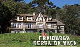 Fraiburgo - Castelinho em Fraiburgo-Foto:THIAGO DAMBROS