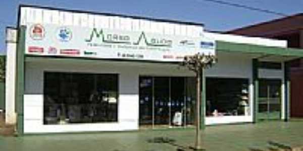 Comércio em Galvão-Foto:comercio de materiai…