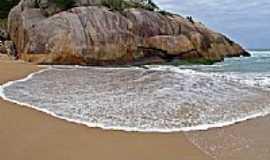 Garopaba - Praia de Gamboa foto por Jose Irion Neto