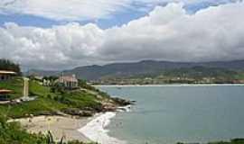 Garopaba - Praia de Garopaba-Foto:Marina Pizarro