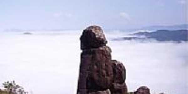 Morro do Monte Cristo em Garuva[1]-Foto: Site Prefeitura Municipal de Garuva