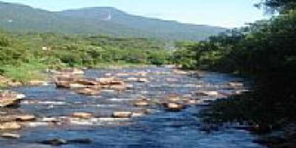 Rio São João em Garuva-Foto:Site Prefeitura Municipal de Garuva