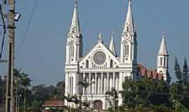 Gaspar - Igreja Matriz de São Pedro Apóstolo em Gaspar-Foto:J. Carlos de Carvalh…