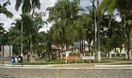 Grão Pará - Praça central-Foto:nelio bianco