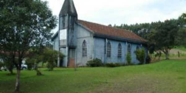 Igreja evangélica luterana. Por gesi elena wazlavick