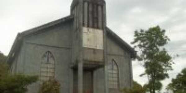 Igreja Evangelica Luterana do Brasil Paroquia Santa Cruz - Grápia , Por Anderson lamb