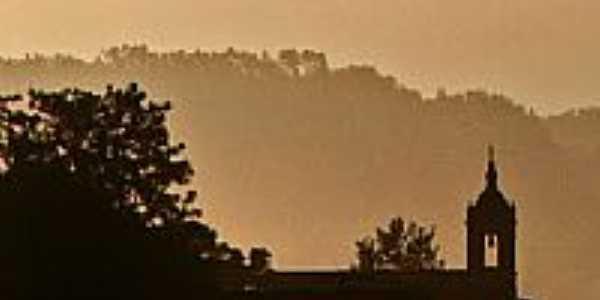 Pôr do Sol em Gravatal-SC-Foto:Daniel Schuur