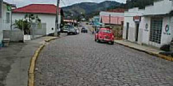 Rua Eng.Annes Gualberto em Gravatal-SC-Foto:Jorge Leonardo Nesi