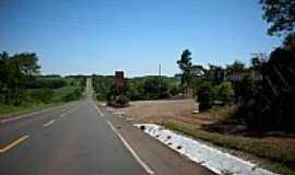 Guaraciaba - Chegando em Guaraciaba-SC-Foto:Dirceu Pereira SMO/P…
