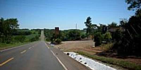 Chegando em Guaraciaba-SC-Foto:Dirceu Pereira SMO/P…