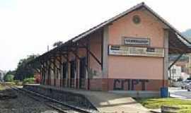 Guaramirim - Estação Ferroviária-Foto:versalles