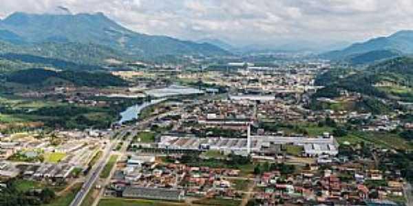 Guaramirim - SC Foto Prefeitura Municipal