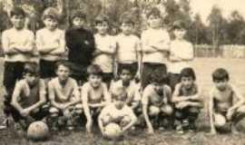 Guatá - Time de futebool do Guatá em 1970, Por Lunardi Leal
