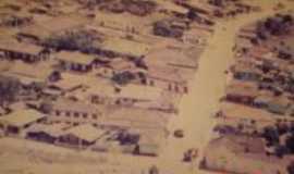 Guatá - Vista aérea do Guatá em 1950, Por Lunardi Leal