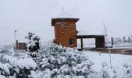 Guatá - Alguns dias de inverno até a neve visita a serra, Por Matheus Miranda