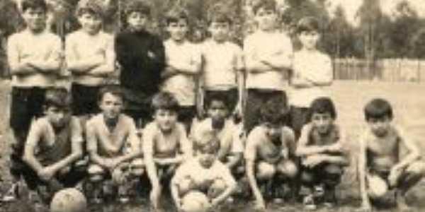 Time de futebool do Guat� em 1970, Por Lunardi Leal