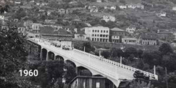 15 de fevereiro de 1960 ponte sobre o rio do peixe, Por Alcimar Luiz Callegari
