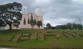 Ibiam - Igreja e Jardim-Foto:ximbica