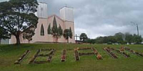Igreja e Jardim-Foto:ximbica