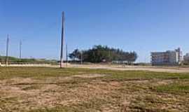 Içara - Içara-SC-Vista da Praia do Rincão-Foto:facebook.com/PraiaDoRincaoIcaraSc