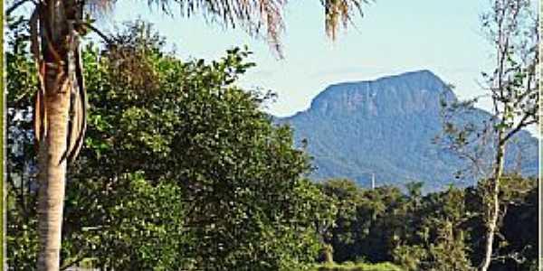 Morro do Baú - Ilhota SC - por Aldo Muller