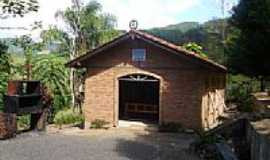 Imaruí - Capela de Santa Albertina em São Luiz, Imaruí-SC-Foto:José Carminatti