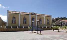 Imaruí - Casa Paroquial em Imaruí-SC-Foto:José Carminatti