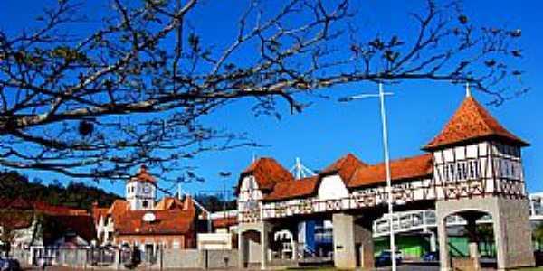 Imagens da cidade de Indaial - SC