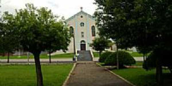 Igreja Matriz-Foto:sirineu possenti