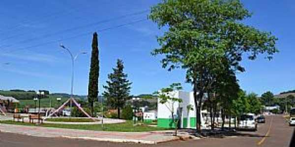 Imagens da cidade de Ipuaçu - SC