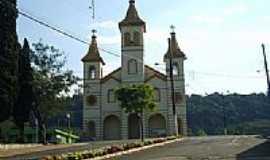Ipumirim - Igreja Matriz  foto por Auri Brandão