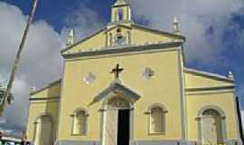 Ibateguara - Igreja do Sagrado Cora��o de Jesus-Foto:Sergio Falcetti