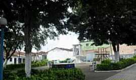 Ibateguara - Praça Padre Cícero em Ibateguara-Foto:Sergio Falcetti