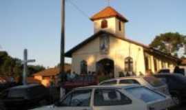 Irineópolis - Igreja da Serrinnha ( Miro)-Foto:Miro Janio Costin